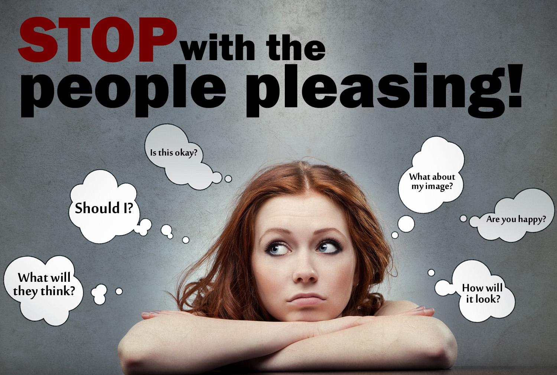 7 Ways To Cure Your People Pleasing Tendencies